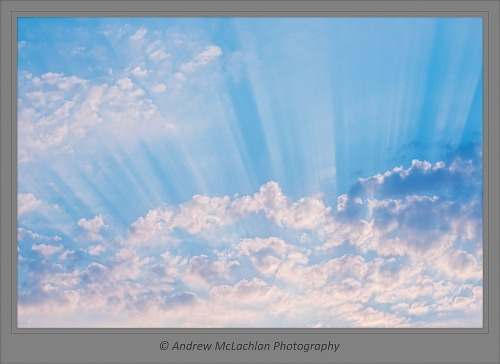 Clouds and God beams_2202
